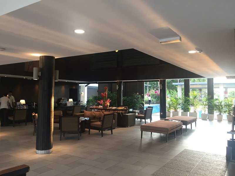 Where to Stay in Langkawi Hotel Lobby