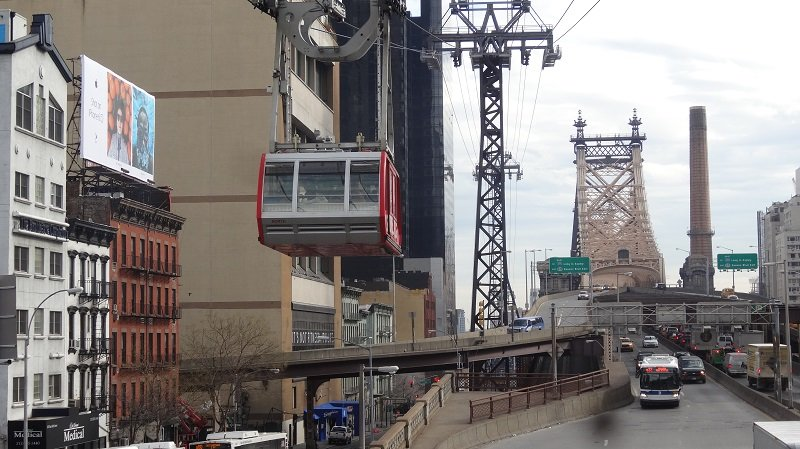 New York in 2 Days Aerial Tram