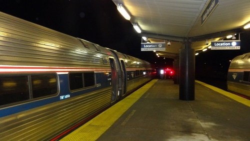 Amtrak New York to Chicago by Train