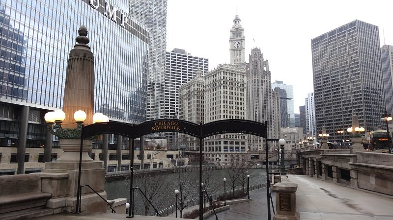 Chicago in 1 Day River Wak