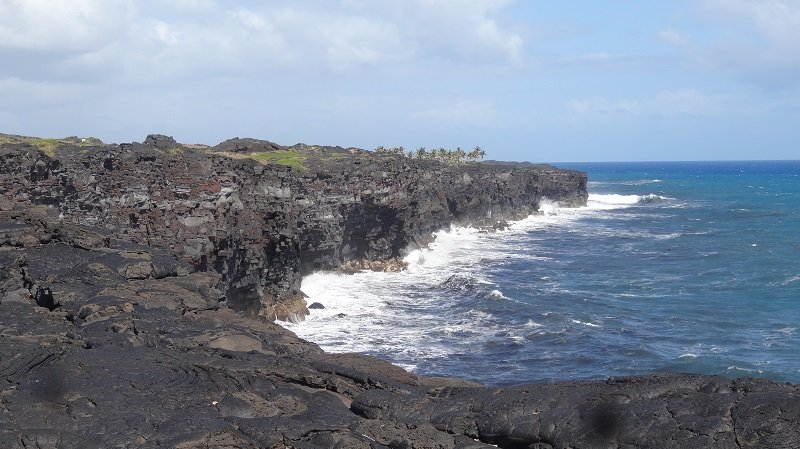 Hilo Hawaii  Chain of Craters Road